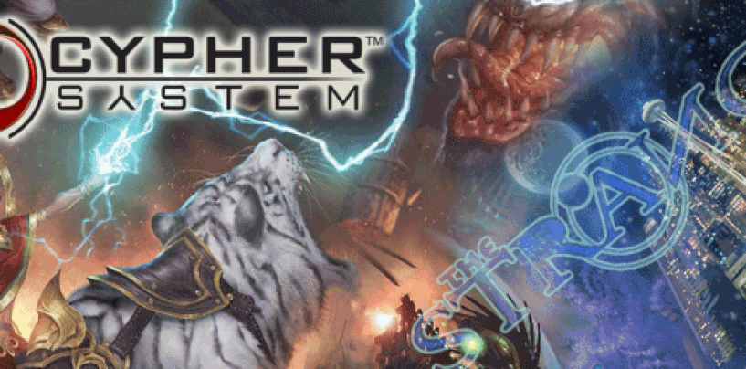 The Strange (Oct 2015) & Cypher System (new)