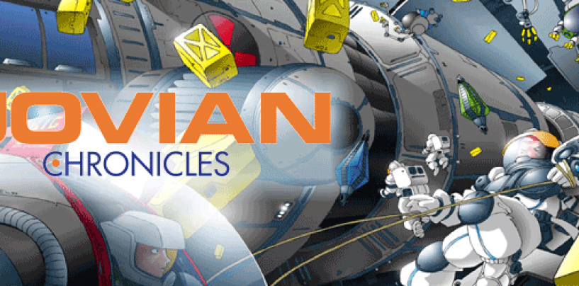 Jovian Chronicles – Solar Nations action in the 23rd Century