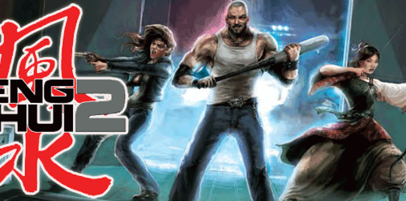 Feng Shui 2 – all-new kickass movie action