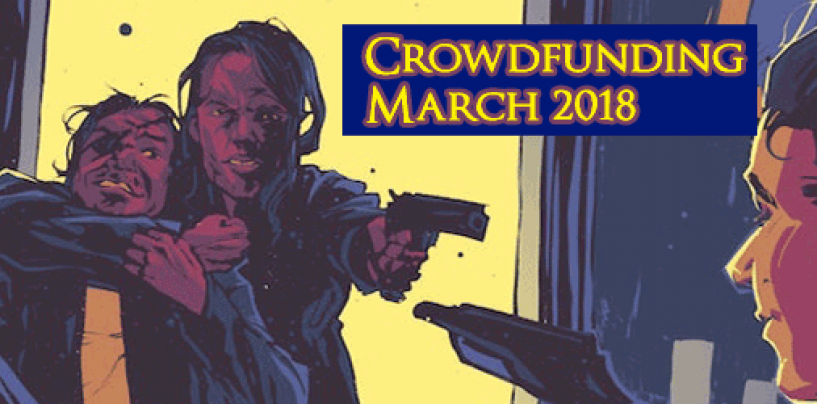 Crowdfunding by past Bundle contributors – March 2018