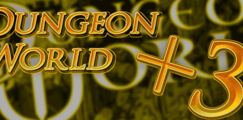 Dungeon World +3