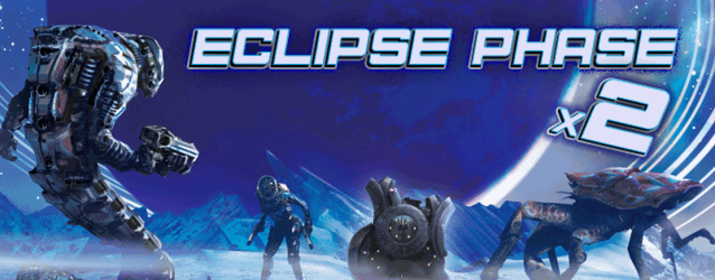Eclipse Phase x2
