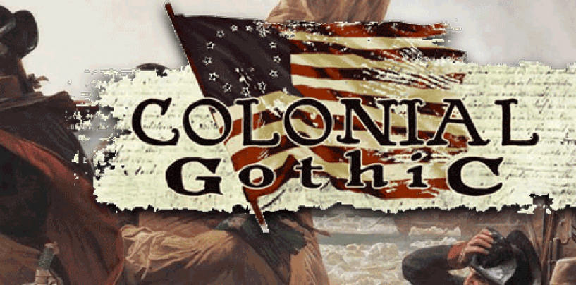 Colonial Gothic – 2018 resurrection