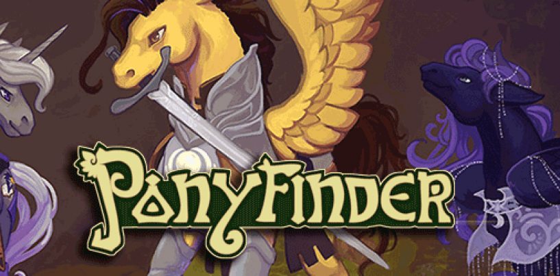 Ponyfinder – gaming is magic
