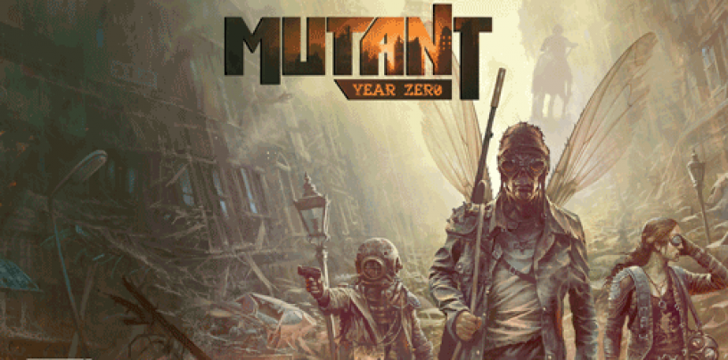 Mutant: Year Zero – Roleplaying at the End of Days