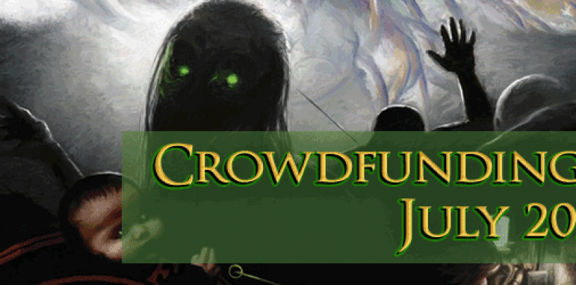 Crowdfunding by past Bundle contributors (and others) – July 2018
