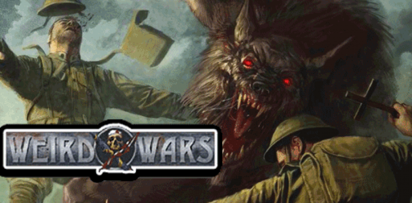 Weird Wars x2 – Savage Worlds/d20 historical horror