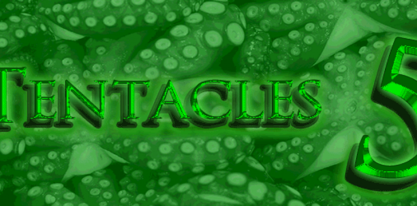 Bundle of Tentacles 5 – new Cthulhu scenarios