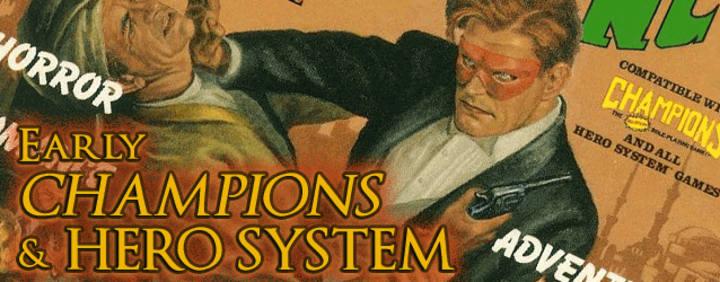 Early Champions & Hero System – 2 big offers
