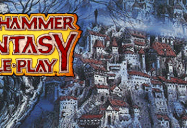 Warhammer FRP 1E & The Enemy Within – through Thurs 03 Jan