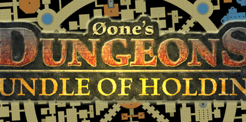 0one Dungeons – hundreds of maps – through Mon 28 Jan