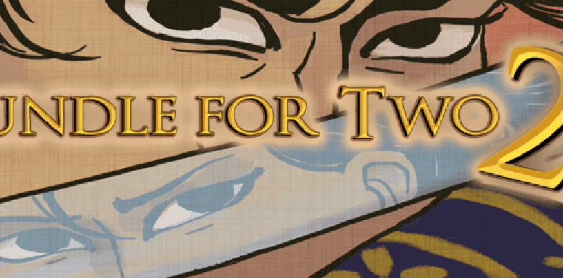 Bundle for Two 2 – more 2-player RPGs