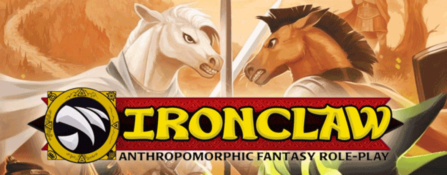 Ironclaw/Jadeclaw – anthropomorphic fantasy