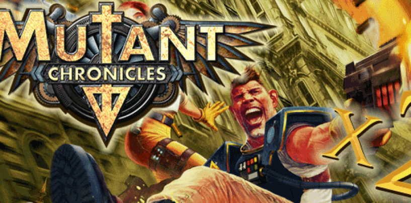 Mutant Chronicles – TWO offers