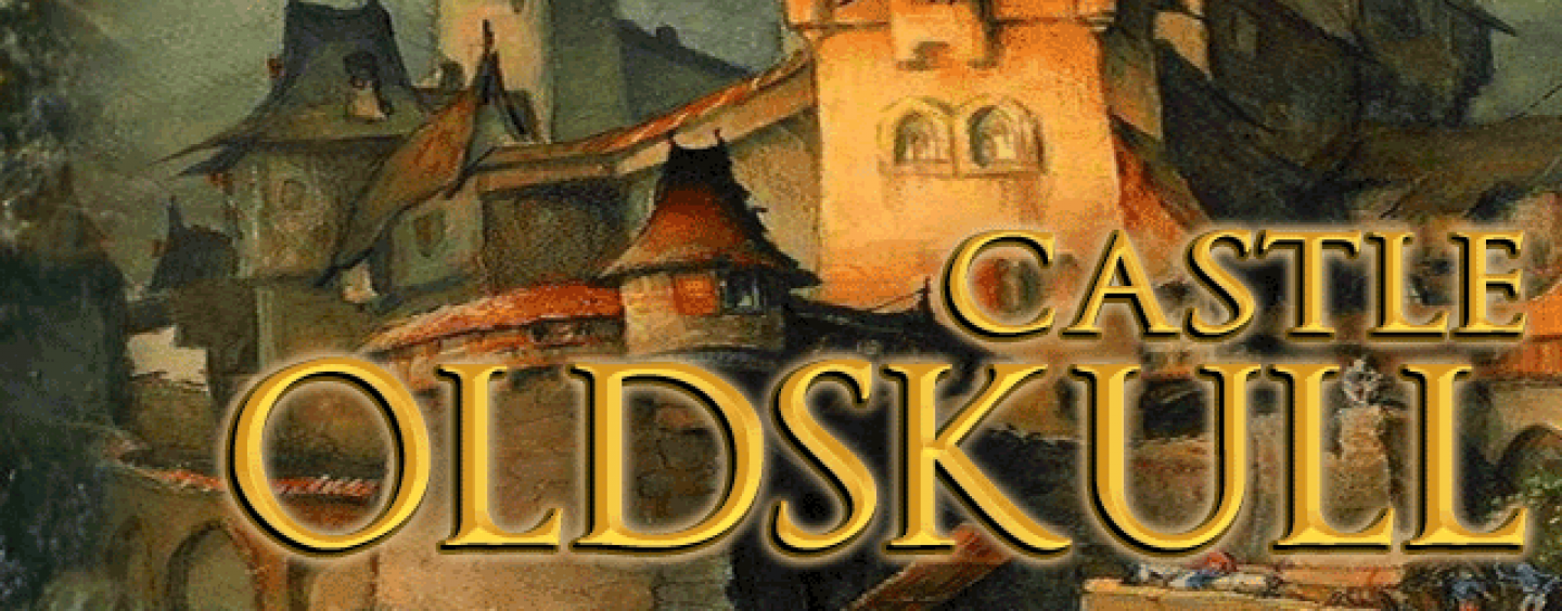 Castle Oldskull – FRPG guides for the OSR – through Mon 25 March