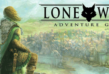Lone Wolf Adventure Game – through Mon 01 April