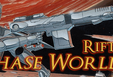 Phase World – more Rifts action through Mon 29 April