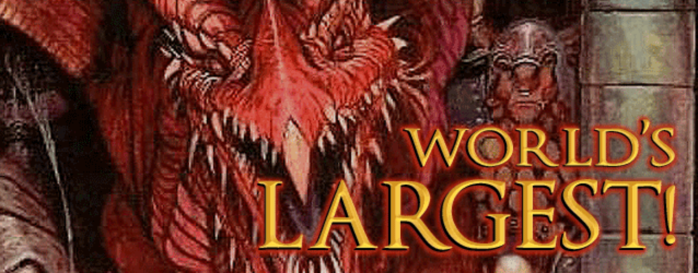 World's Largest Bundle – d20 System treasures