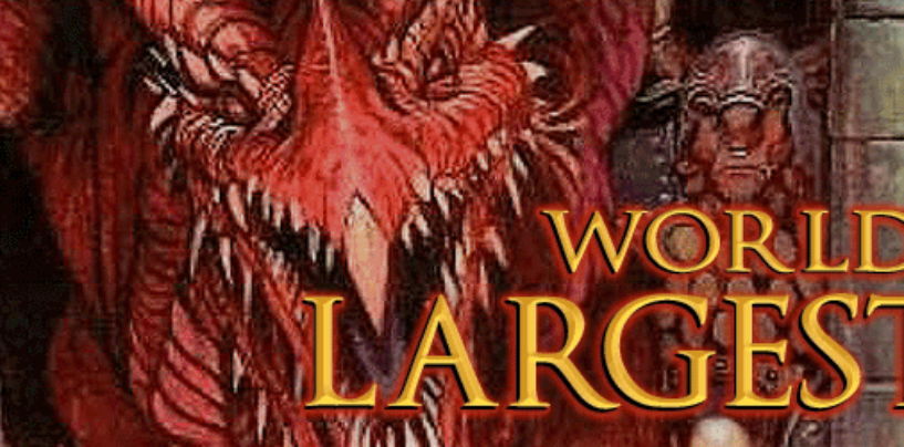 World's Largest Bundle – d20 System treasures through Mon 03 June
