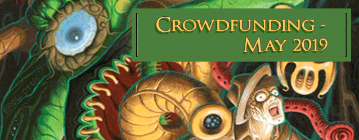 Crowdfunding by past Bundle contributors (and others) – May 2019