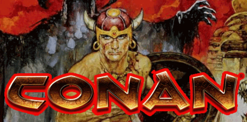 Modiphius Conan x2 – through Mon 29 July