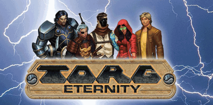 Torg Eternity – through Mon 30 Sept