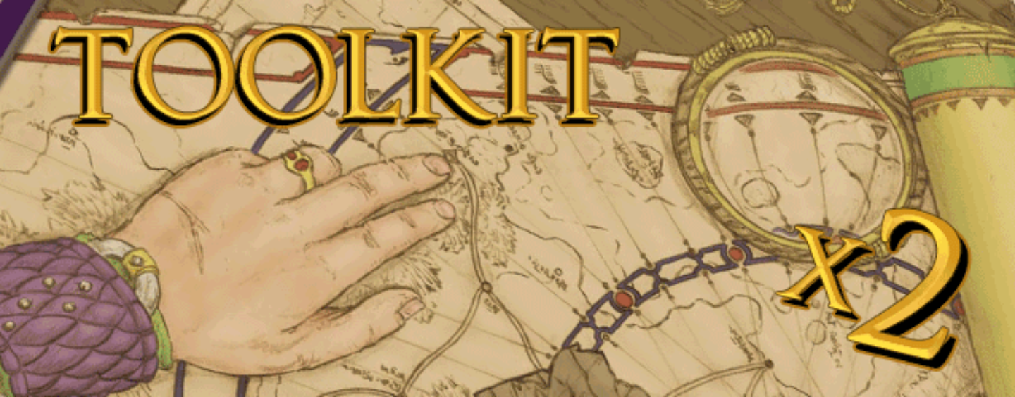 Worldbuilder's Toolkits x2