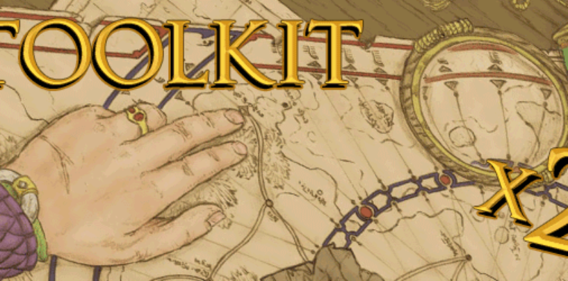 Worldbuilder's Toolkits x2 – through Mon 09 Dec