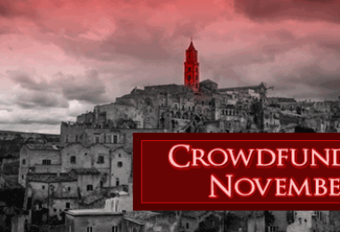 Crowdfunding by past Bundle contributors – Nov 2019