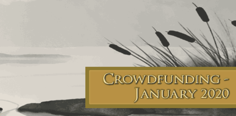 Crowdfunding by past Bundle contributors – Jan 2020