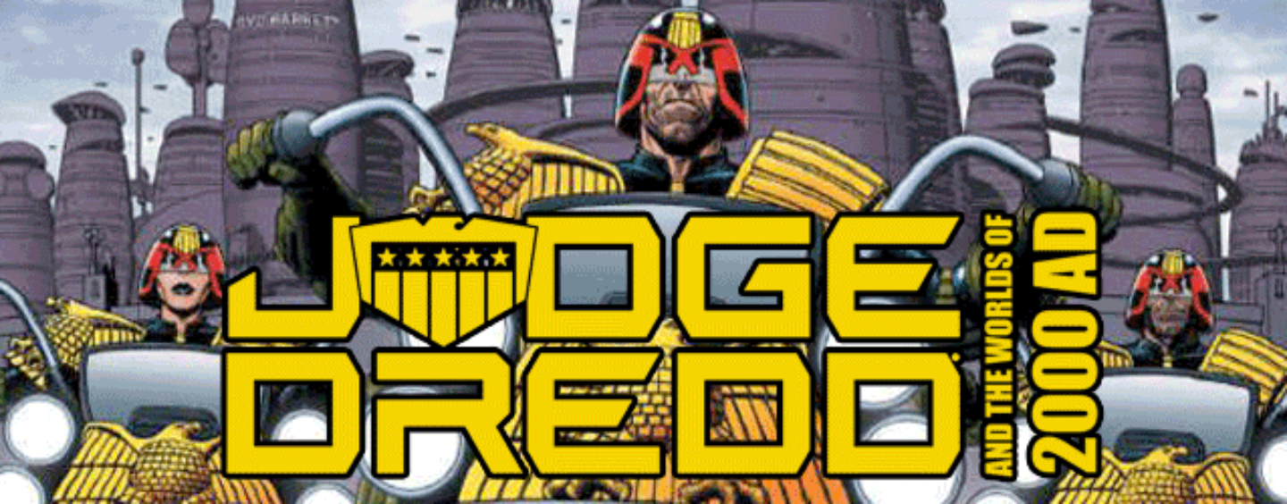 Judge Dredd and WOIN