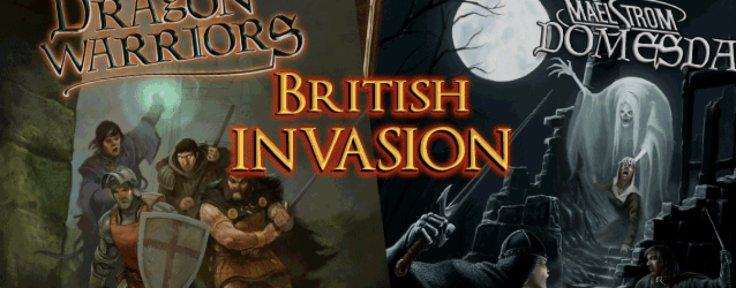 Dragon Warriors & Maelstrom – revived