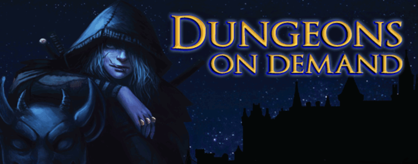 Dungeons on Demand – 5E adventures