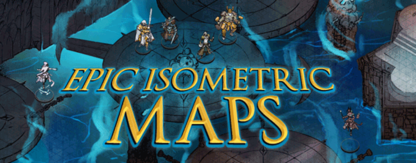 Epic Isometric maps – through Mon 05 Oct