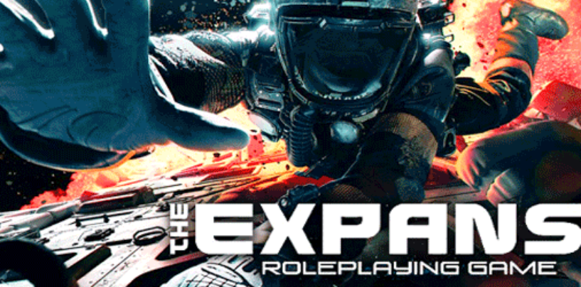 Modern AGE & The Expanse RPG