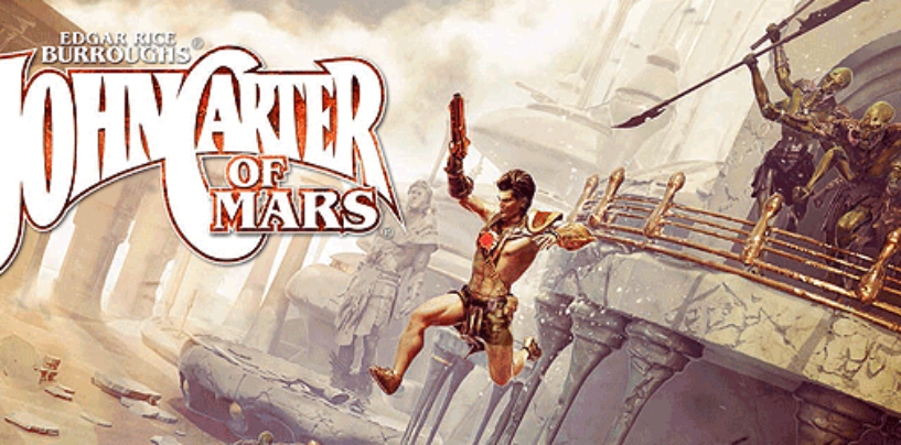 John Carter of Mars RPG – through Mon 25 Jan