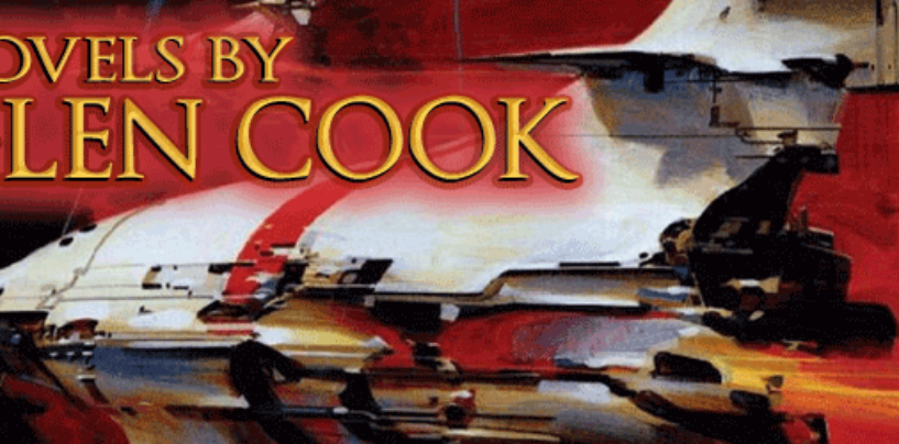 Glen Cook novels – through Sun 07 Feb