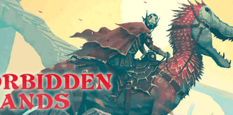 Forbidden Lands – through Mon 08 Feb