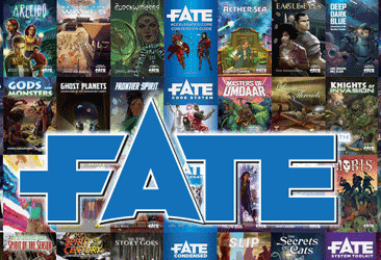Fate Worlds and Toolkits – through Mon 09 Aug